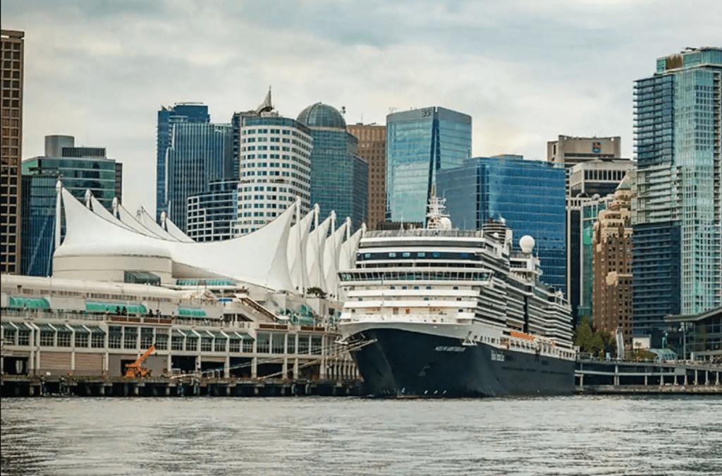 Holland America Line breidt cruise pauze uit naar alle afvaarten van of naar Canadese haven in 2021