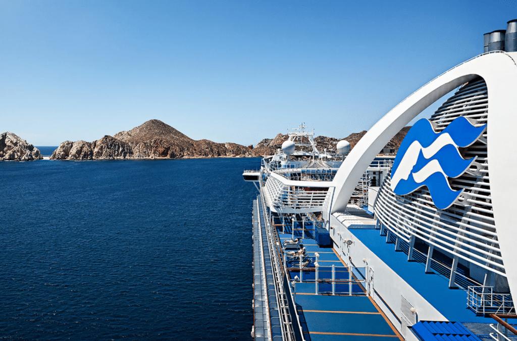 Princess Cruises in 2022-2023 met 6 schepen naar Mexico, Californië en Hawaï