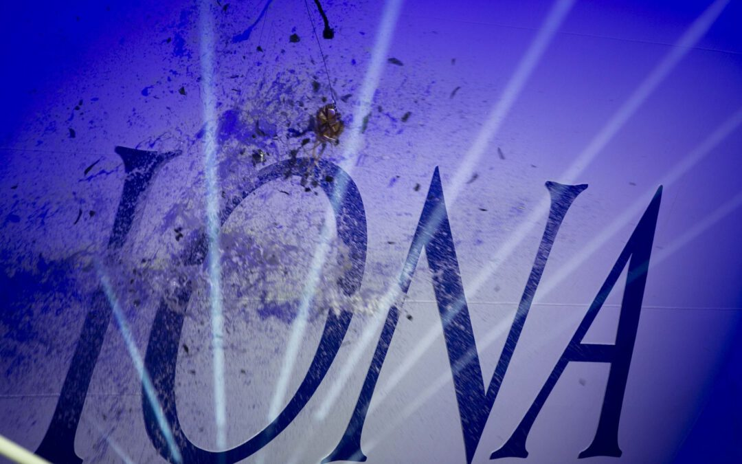 P&O Cruises' Iona officieel gedoopt in Southampton