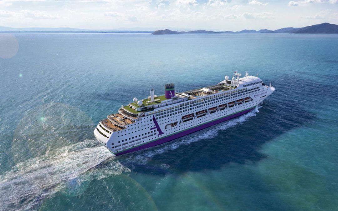 Voormalig CMV-team lanceert nieuwe cruisemaatschappij
