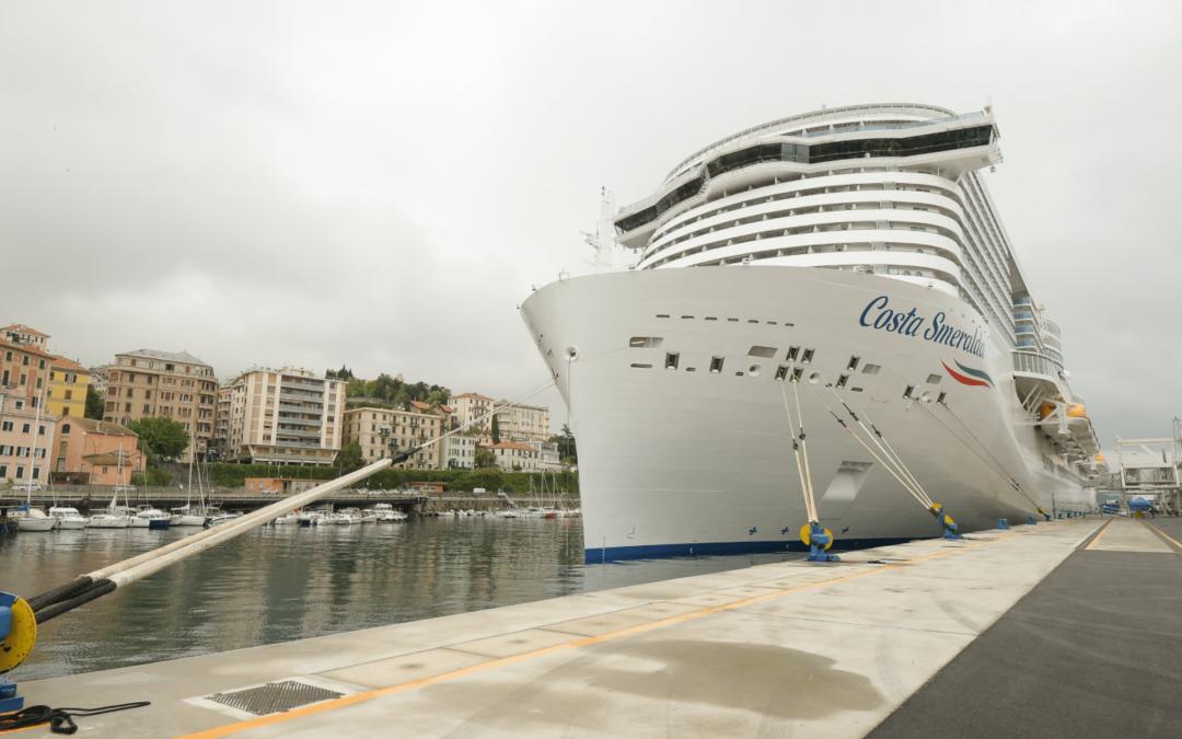 Costa Cruises start zaterdag weer met haar vlaggenschip