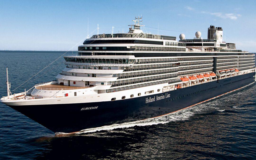 Holland America Line herstart cruisen vanuit Griekenland in augustus dit jaar