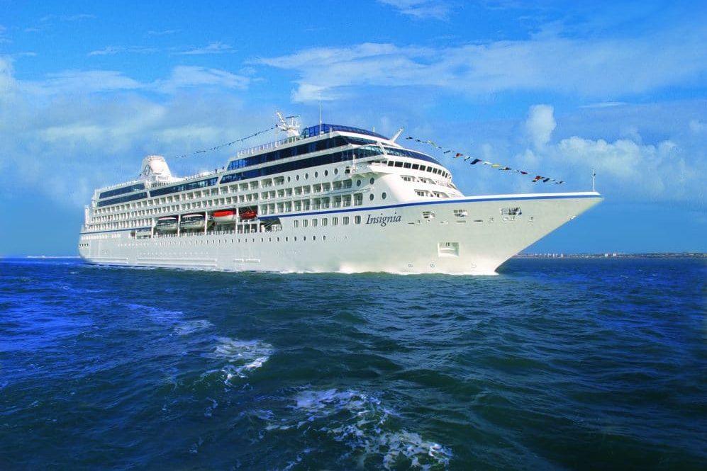 Oceania Cruises maakt data herstart bekend van Riviera, Insignia en Sirena
