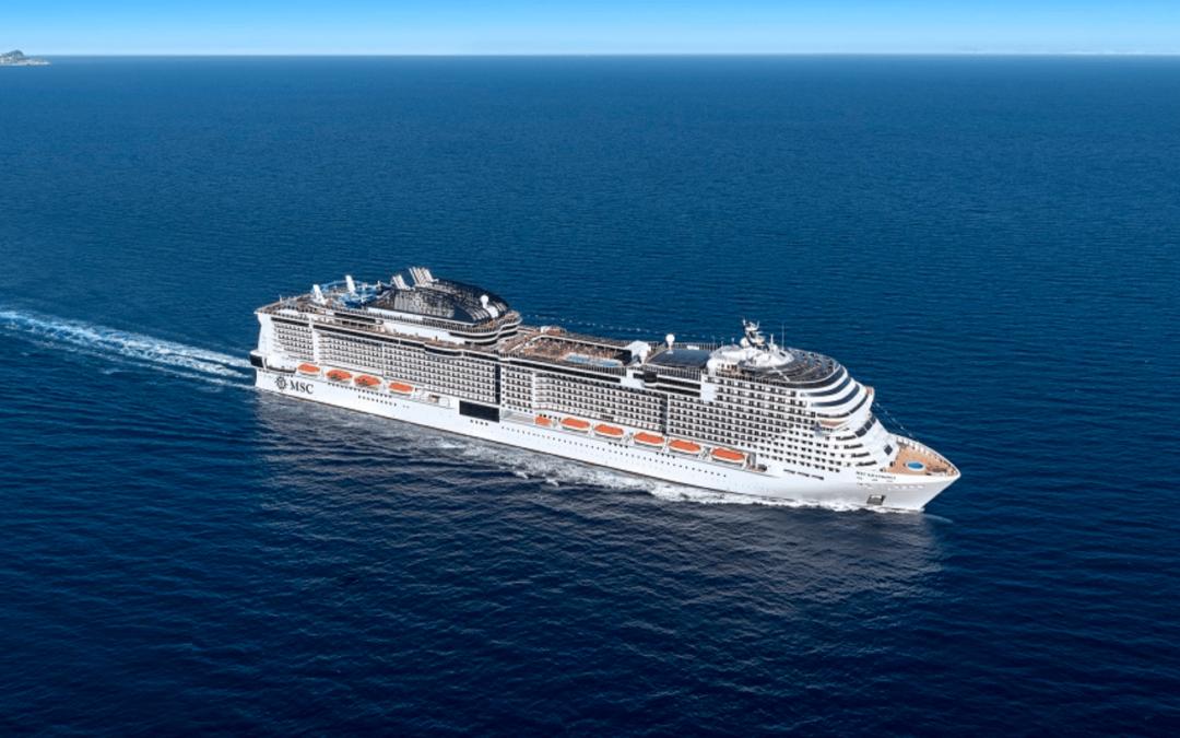 MSC Cruises start COVID-19-vaccinatieprogramma voor al haar bemanningsleden