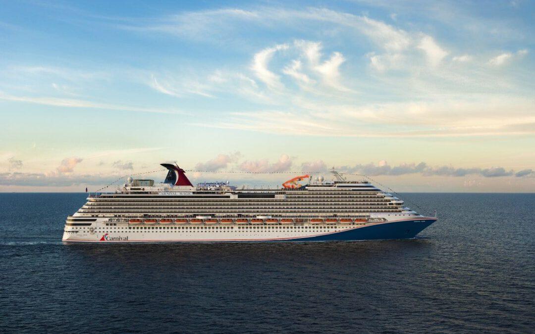 Carnival Cruise Line kondigt nieuw rompontwerp aan voor de hele vloot