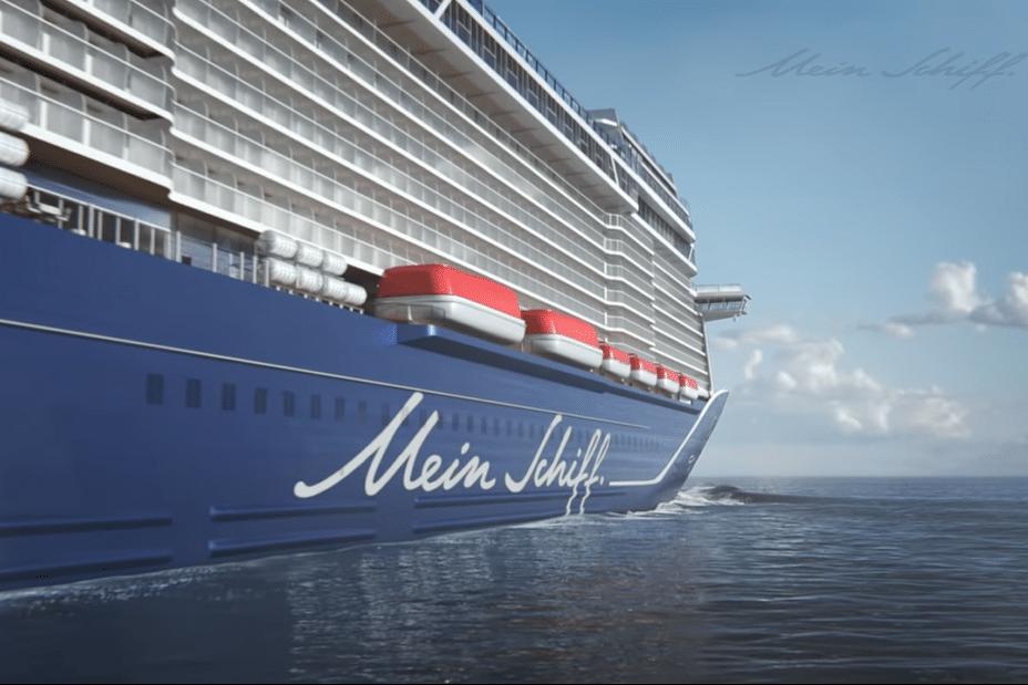 TUI Cruises start in juni vanaf Palma de Mallorca