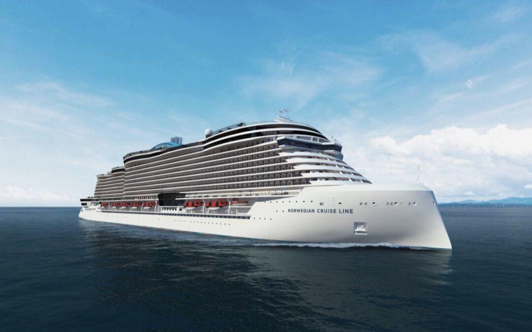 Nieuwste cruiseschip Norwegian krijgt naam Norwegian Prima