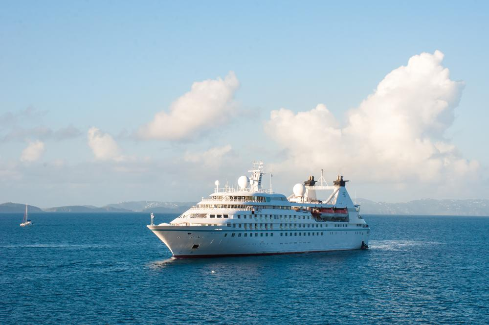 Verlengde Star Legend opgeleverd aan Windstar Cruises