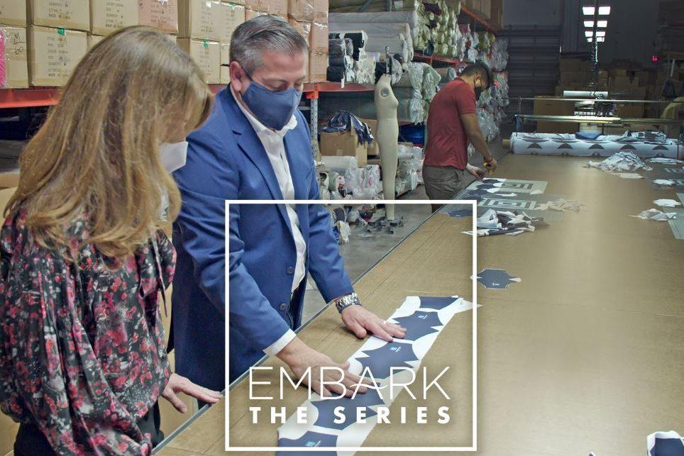 "Nieuwe aflevering van documentaire ""EMBARK – The Series"" van NCL"