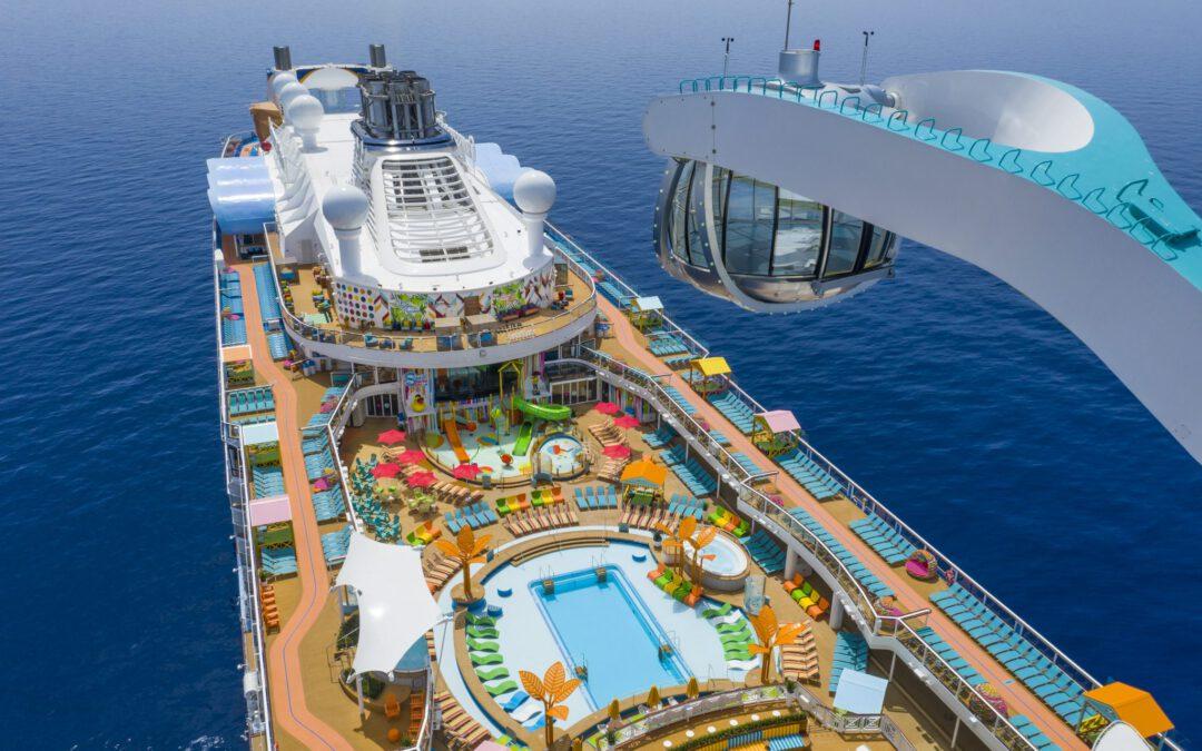 Eerste afvaarten Odyssey of the Seas geannuleerd