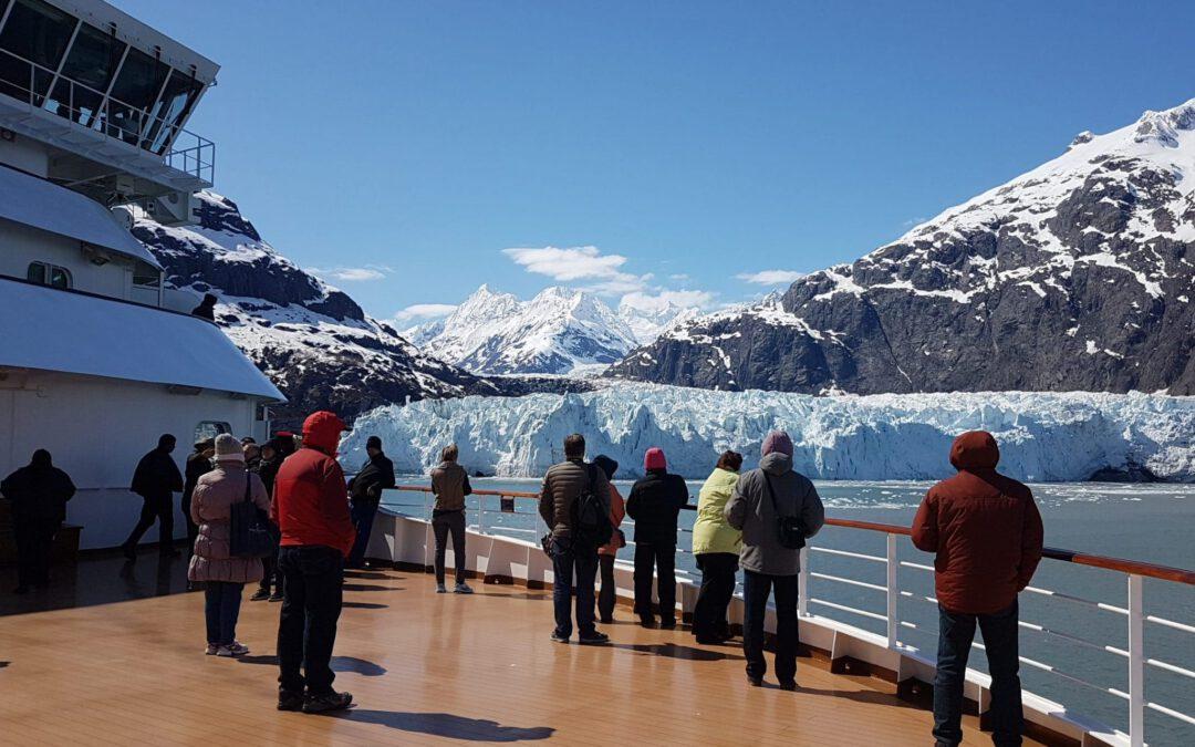 Welke schepen varen in de zomer van 2022 in … Alaska?