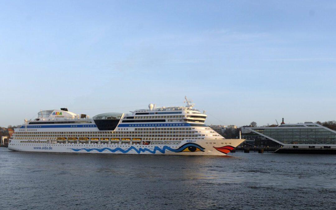 AIDA Cruises naar 20 landen en 4 continenten op nieuwe wereldcruise AIDAsol