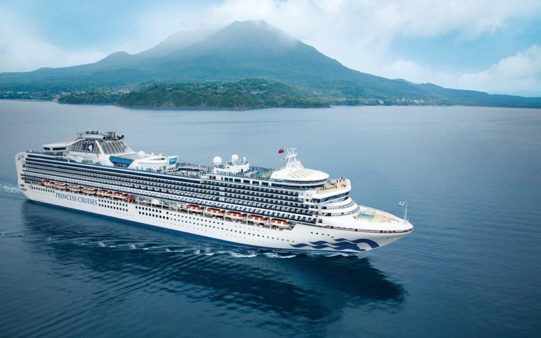 Princess Cruises kondigt 2022-2023 Azië cruises & cruisetours programma aan