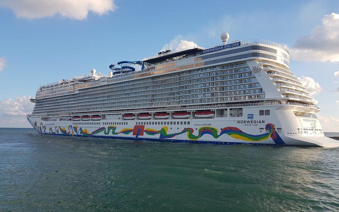 Norwegian Cruise Line kondigt extra cruises aan vanuit de V.S.