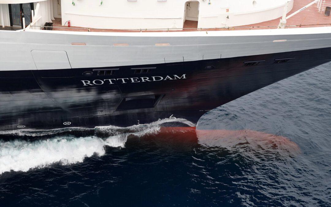 Holland America Line wil snel weer gaan varen vanuit Nederland