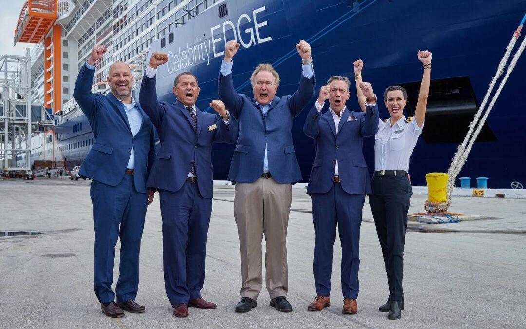 Eerste cruiseschip vertrokken vanuit Amerikaanse haven in 15 maanden