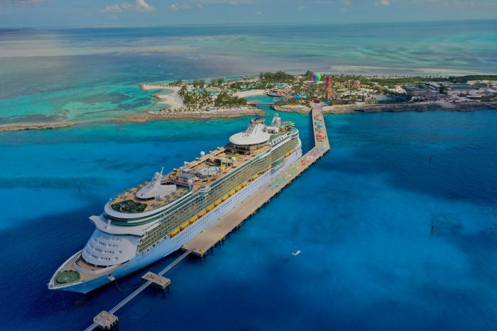 Proefvaart Freedom of the Seas is eerste sinds cruisestop uit Amerika
