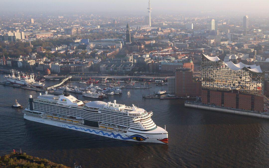 AIDA Cruises biedt nieuwe routes AIDAprima en AIDAblu aan in herfst en winter