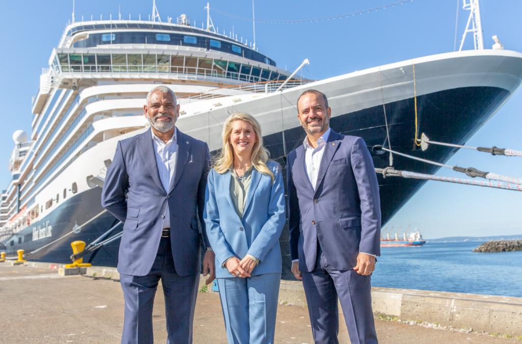 Herstart Princess Cruises en Holland America Line in VS vanuit Seattle