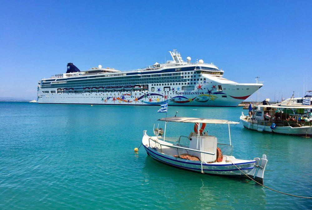 Norwegian Cruise Line voegt Katakolon toe als nieuwe vertrekhaven