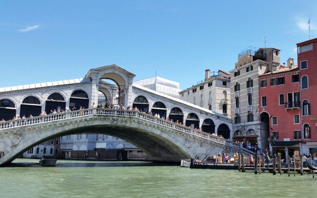 Venetië per 1 augustus 2021 verboden voor grote cruiseschepen
