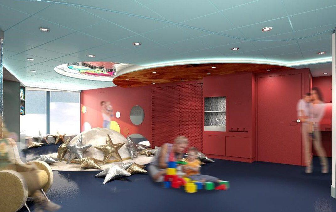 MSC Cruises onthult kinderactiviteiten aan boord MSC Seashore