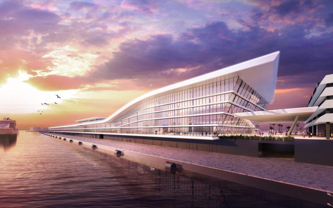 MSC Cruises met Fincantieri in zee voor bouw nieuwe cruiseterminal in Miami