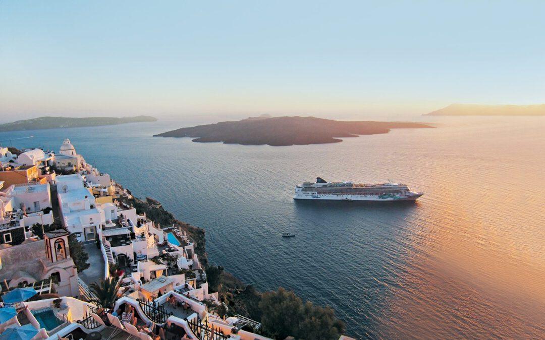 Norwegian Cruise Line terug in de vaart met Norwegian Jade
