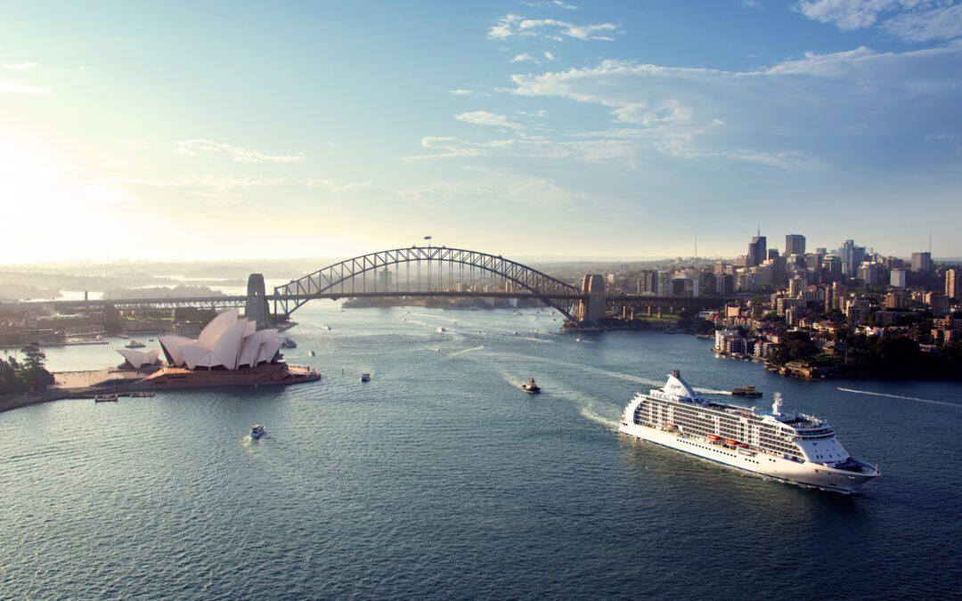 Regent Seven Seas Cruises onthult wereldcruise van 132 nachten in 2024
