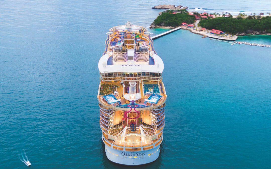 Royal Caribbean in lente 2022 weer volledig in de vaart