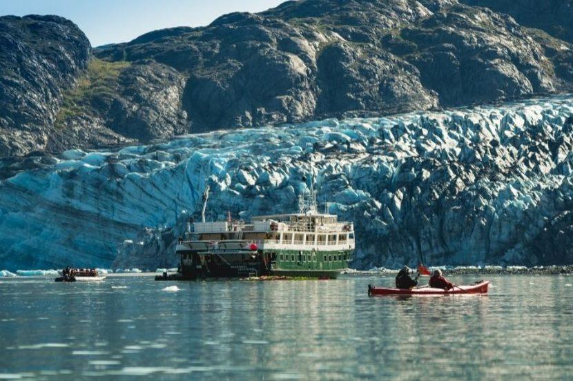 Expeditiecruise: Alaska met een klein schip