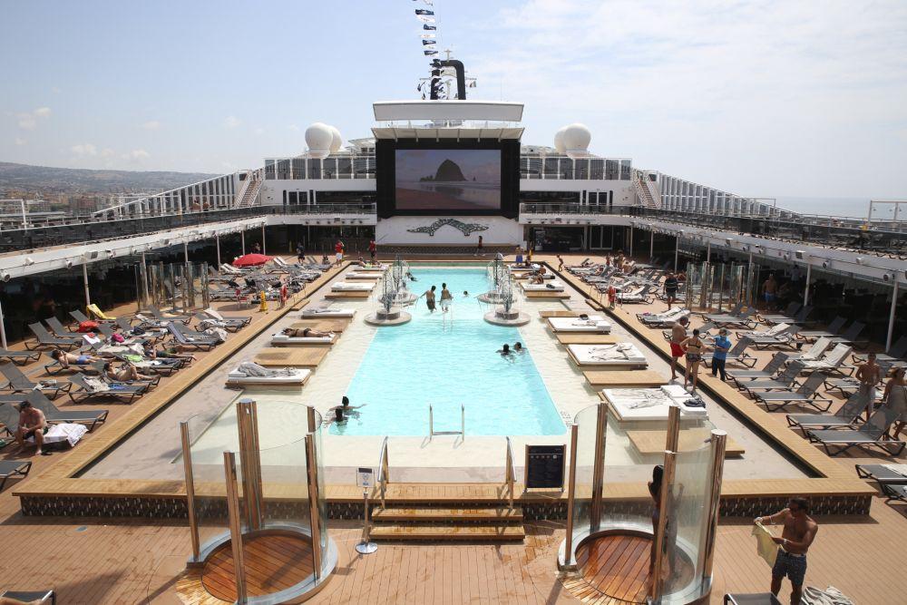 MSC Cruises alweer een jaar terug op zee