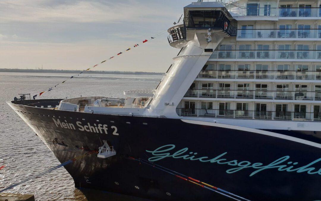 TUI Cruises zet in op gevaccineerde cruisereizigers in winter 2021