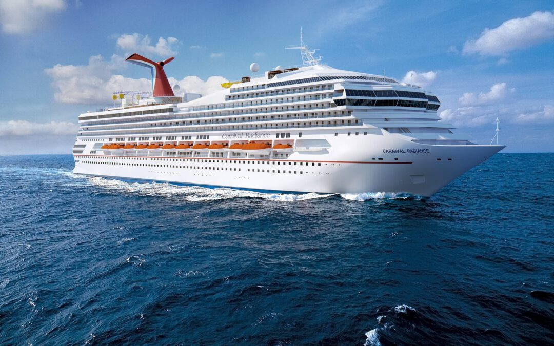 Carnival Victory omgedoopt tot Carnival Radiance