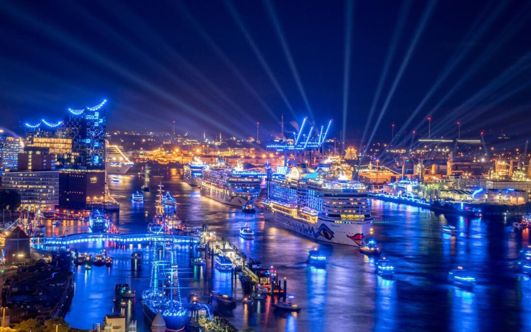 Data bekend van volgende Hamburg Cruise Days