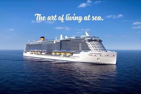 Win een cruise op de Costa Toscana bij Makro Reizen