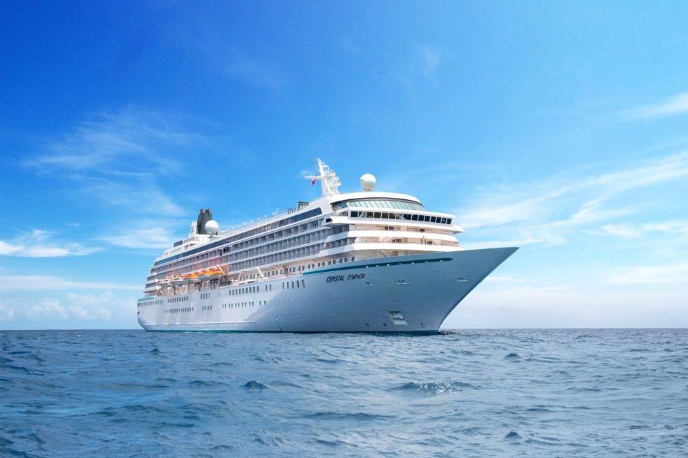 Crystal Cruises verlengt vaccinatie-vereiste tot en met 2022