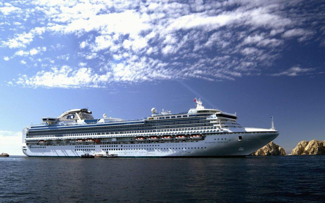 Princess Cruises onhult haar 2023 Japan-programma