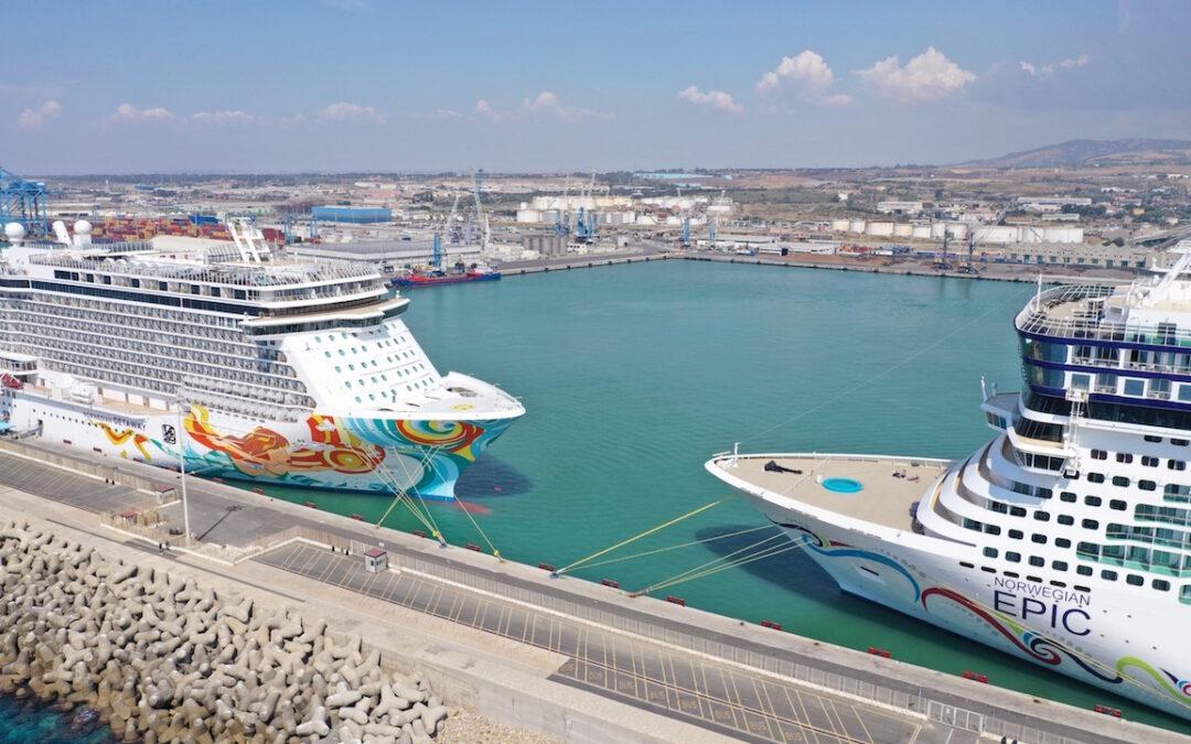 Norwegian Cruise Line viert terugkeer Norwegian Epic en Norwegian Getaway
