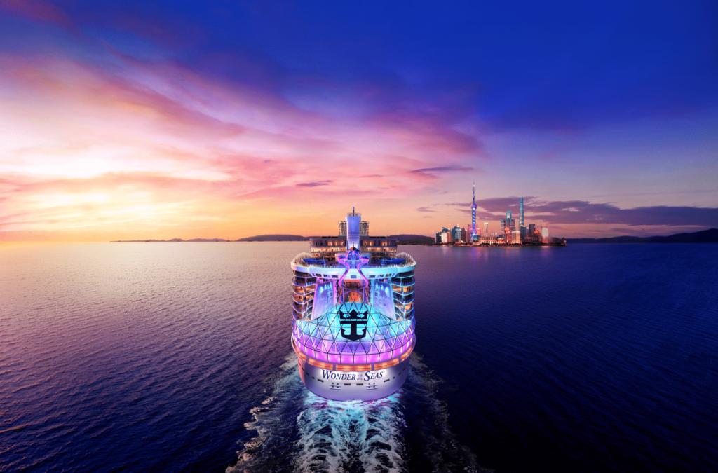 Middellandse Zee cruises Wonder of the Seas boekbaar!